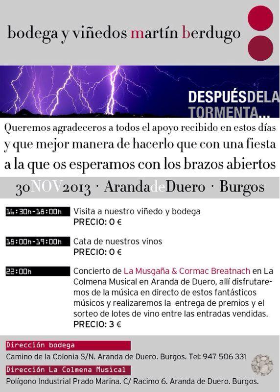 BODEGA Y VIÑEDOS MARTIN BERDUGO