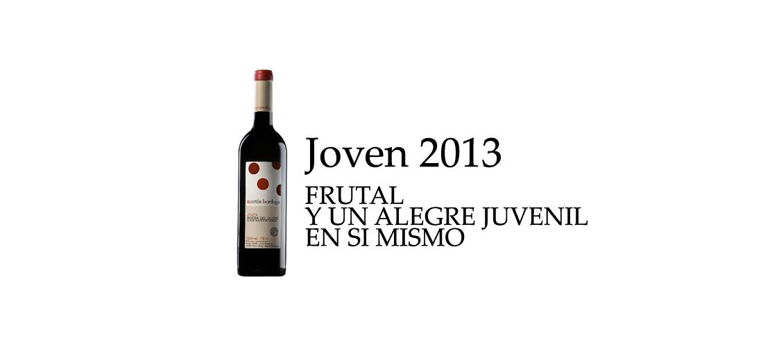 Bodega y viñedos martín berdugo. Nuevas añadas 2013.