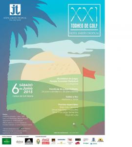 Torneo Golf Jardin Tropical