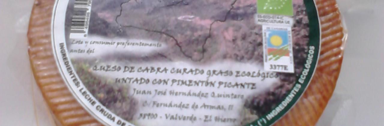 Quesería Artesanal El Barranco – El Hierro