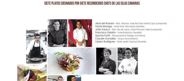 7º ENCUENTRO DE CHEFS · ARRECIFE GRAN HOTEL & SPA