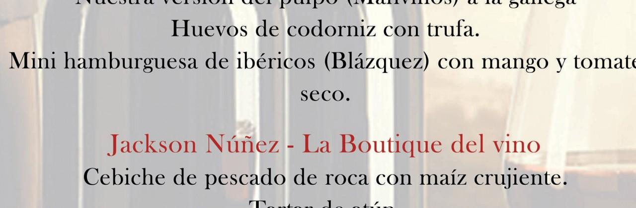 """La Boutique del Vino – """"Inauguración"""""""