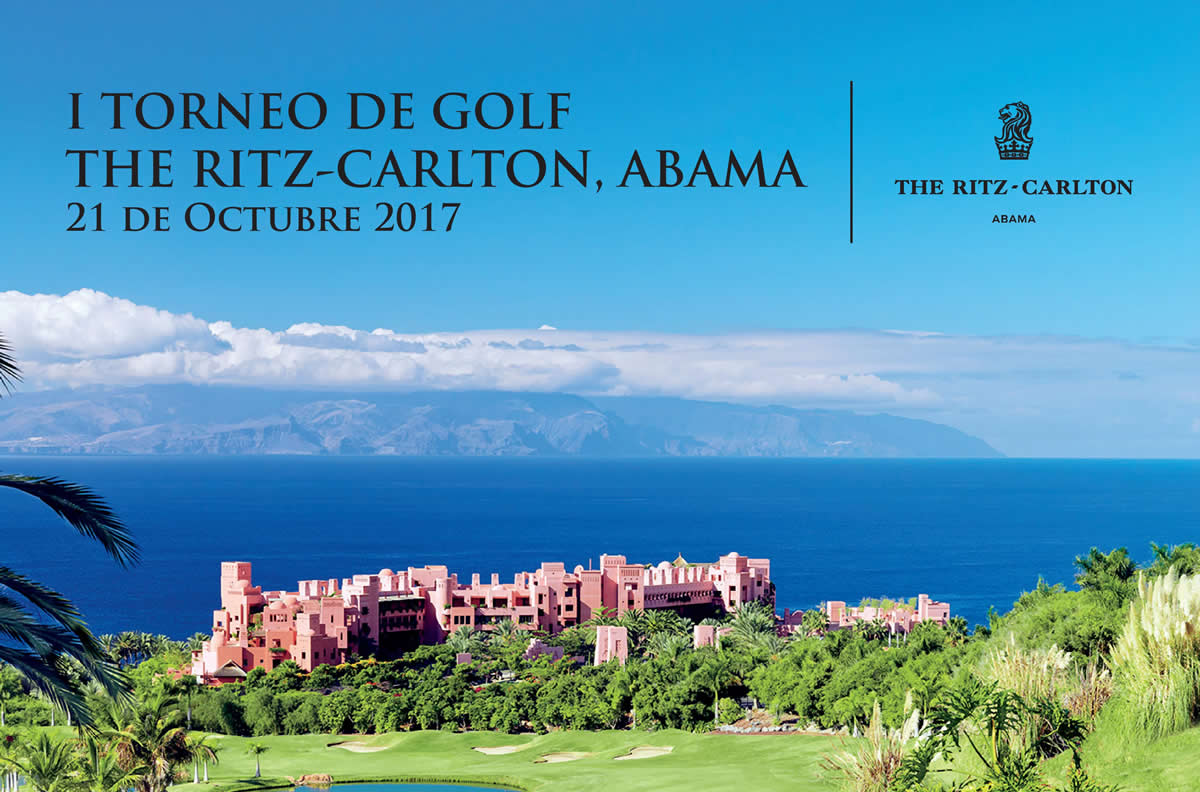I Torneo de Golf – The Ritz Carlton – Abama