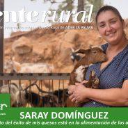 Conoce a Saray Domínguez, ganadera y propietaria de Quesos El Topito