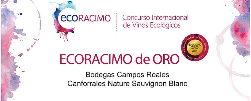 Vinos de Campos Reales ganan el ECORACIMO DE ORO