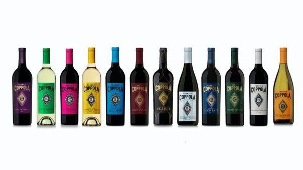 ¿Conoces los vinos de Francis Ford Coppola?