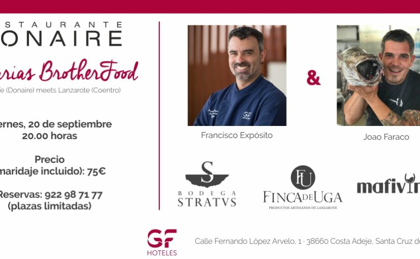 Itinerario «Canarias Brother Food»